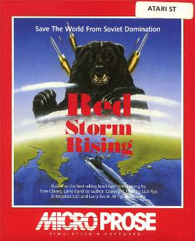 red storm rising But his recommendation of the novel to his political soul mate provides  confirmation that he was reading red storm rising at the time of the.