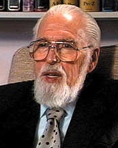 R. J. Rushdoony American theologian