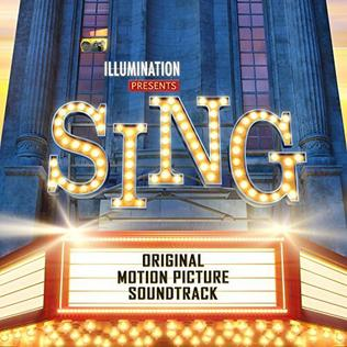 <i>Sing: Original Motion Picture Soundtrack</i> 2016 soundtrack album by Various artists