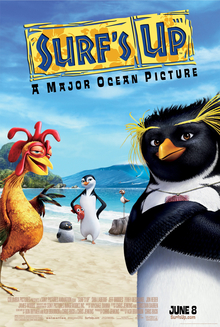 Surf's Up (2007) movie poster