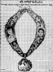 <i>Swargam Narakam</i> 1975 film
