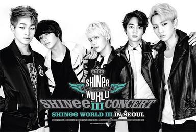 Shinee World III - Wikipedia