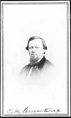 Thomas H . Armstrong