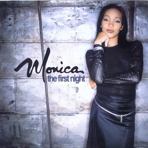 Monica — The First Night (studio acapella)