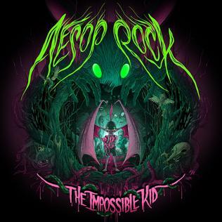 <i>The Impossible Kid</i> (album) 2016 studio album by Aesop Rock