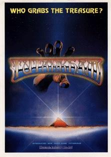 <i>Tutankham</i> 1982 video game