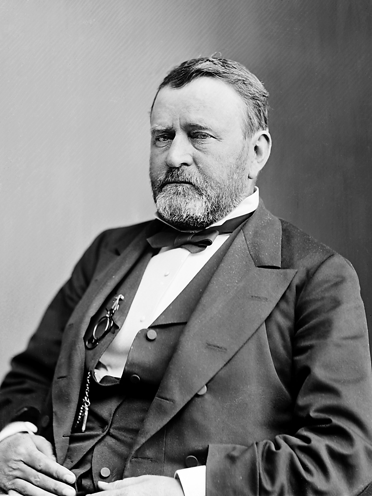 the life times and influence of ulysses s grant Ronald white's magisterial new biography offers a fresh view of ulysses s grant  the political equivalent of arguing over who makes the list of all-time best outfield  american ulysses .