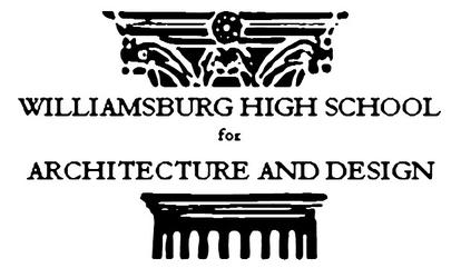 williamsburg high school for architecture and design - wikipedia