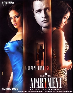 Apartment (2010) SL YT - Tanushree Dutta, Neetu Chandra, Rohit Roy and Anupam Kher