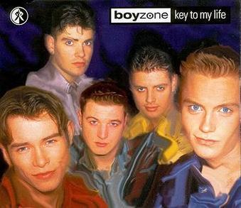 Imagem da capa da música Key To My Life de Boyzone