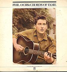 <i>Chords of Fame</i> compilation album by Phil Ochs