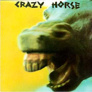 <i>Crazy Horse</i> (album) 1971 studio album by Crazy Horse