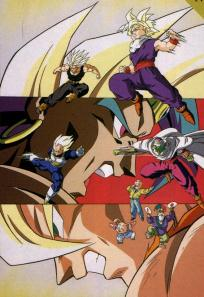 <i>Dragon Ball Z: Broly – The Legendary Super Saiyan</i> 1993 Japanese film