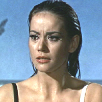 Claudine Auger French actress