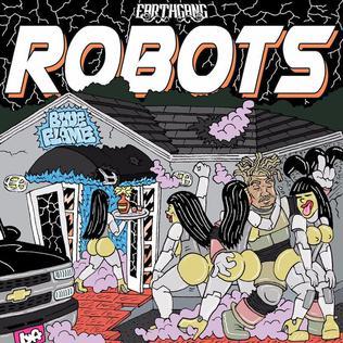<i>Robots</i> (EP) 2017 EP by EarthGang