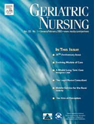 Gerontological Nursing Book