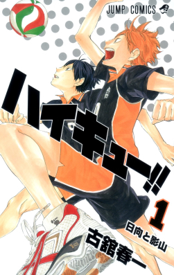 Picture of a TV show: Haikyu!!