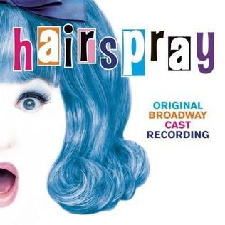 <i>Hairspray</i> (2002 album) 2002 cast recording by Cast of Hairspray