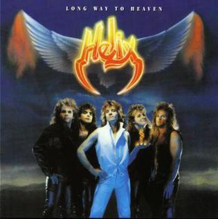 <i>Long Way to Heaven</i> 1985 studio album by Helix