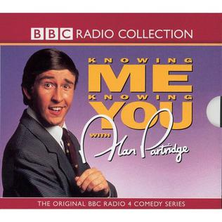 BBC Radio Comedy Alan Partridge - Knowing Me, Knowing You Series 1 S4L - Steve Coogan Patrick Marber