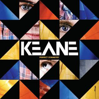 Keane - Perfect Symmetry album cover