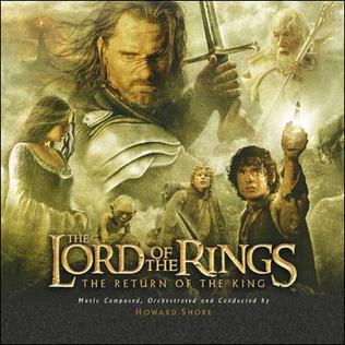 <i>The Lord of the Rings: The Return of the King</i> (soundtrack) 2003 soundtrack album by Howard Shore