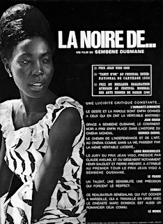 <i>Black Girl</i> (1966 film) 1966 film by Ousmane Sembène