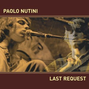 Paolo Nutini - Last Request (studio acapella)
