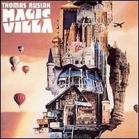 <i>Magic Villa</i> album by Thomas Rusiak