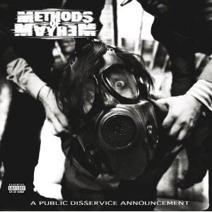 <i>A Public Disservice Announcement</i> 2010 studio album by Methods of Mayhem