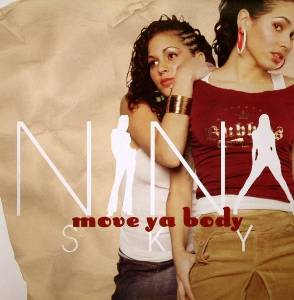 Nina Sky — Move Ya Body (studio acapella)