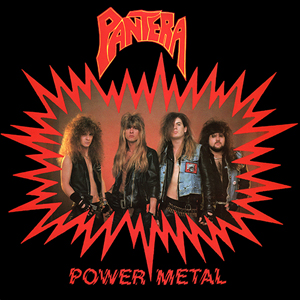 <i>Power Metal</i> (album) 1988 studio album by Pantera