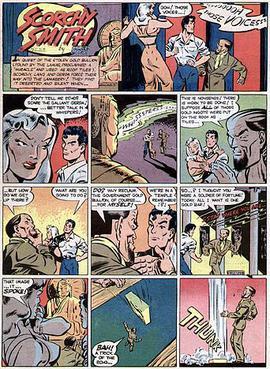 Милтон комиксы