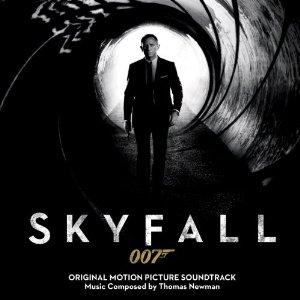 <i>Skyfall: Original Motion Picture Soundtrack</i> 2012 soundtrack album by Thomas Newman