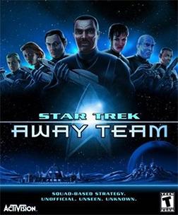 <i>Star Trek: Away Team</i> 2001 video game