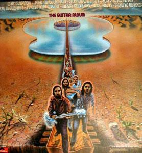 <i>The Guitar Album</i> 1974 compilation album by Richard Hernández