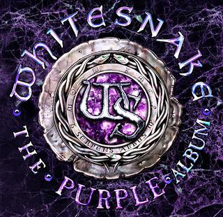 <i>The Purple Album</i> (Whitesnake album) 2015 studio album by Whitesnake