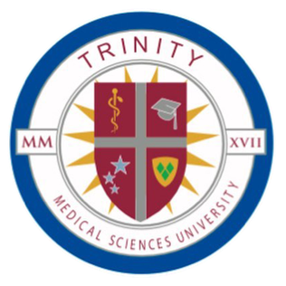 Trinity Medical Sciences University Trinity School of Medicine is an offshore private medical school located in Saint Vincent and the Grenadines in the Caribbean.