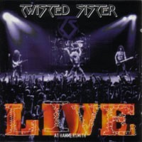 Live at Hammersmith (Twisted Sister album) - Wikipedia