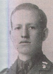 Geoffrey Cather Recipient of the Victoria Cross