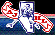 Former logo of the AJHL, until 2006