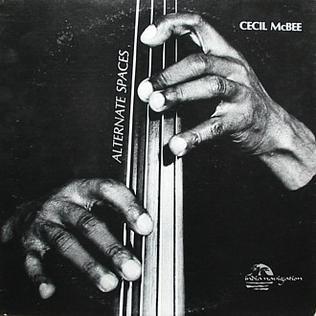 <i>Alternate Spaces</i> 1979 studio album by Cecil McBee