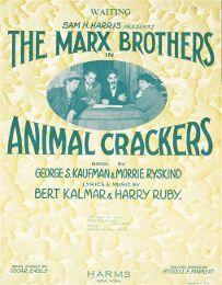 <i>Animal Crackers</i> (musical)