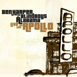 2019b40417 Live at the Apollo (Ben Harper and The Blind Boys of Alabama album ...