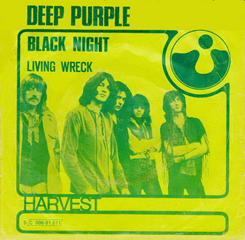 Black Night single