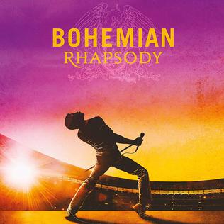 Soundtrack from the 2018 film, Bohemian Rhapsody