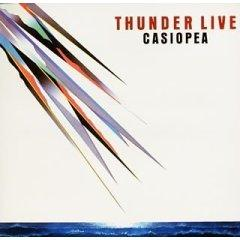 <i>Thunder Live</i> 1980 live album by Casiopea