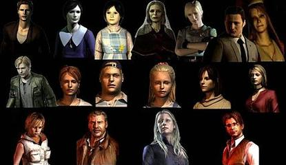 List Of Silent Hill Series Characters Wikipedia