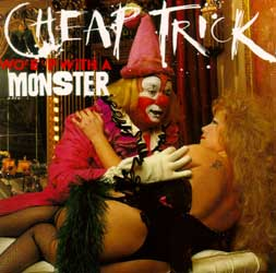 <i>Woke Up with a Monster</i> album by Cheap Trick