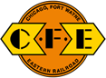 Chicago, Fort Wayne and Eastern Railroad logo.png